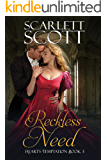 Reckless Need (Heart's Temptation Book 3)
