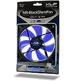 Noiseblocker NB-BlackSilentFan XLP 120mmx25mm Ultra Quiet PWM Fan - 1000-2000 RPM - 14-31 dBA