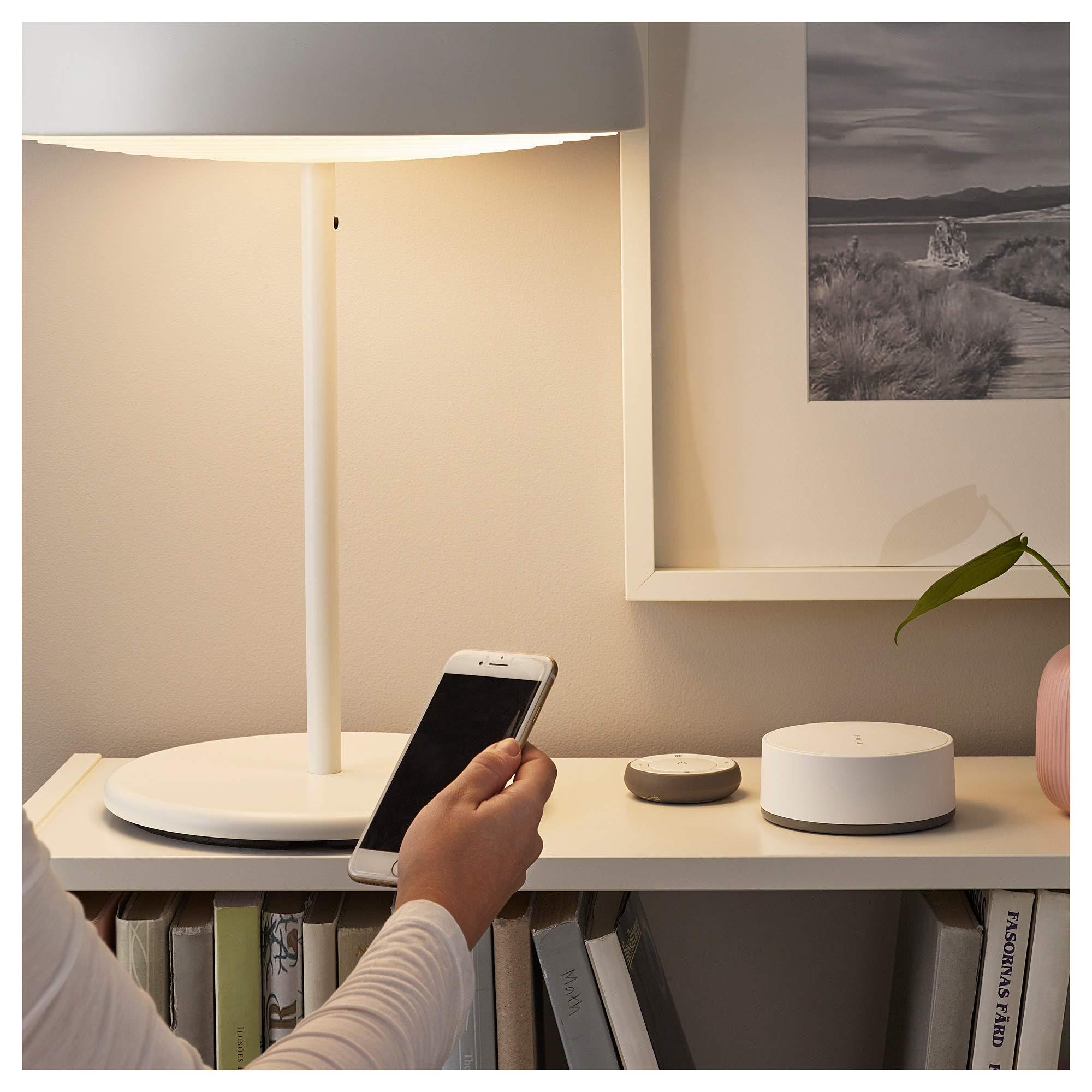 IKEA 003.378.13 Trådfri Gateway, White by IKEA.. (Image #2)