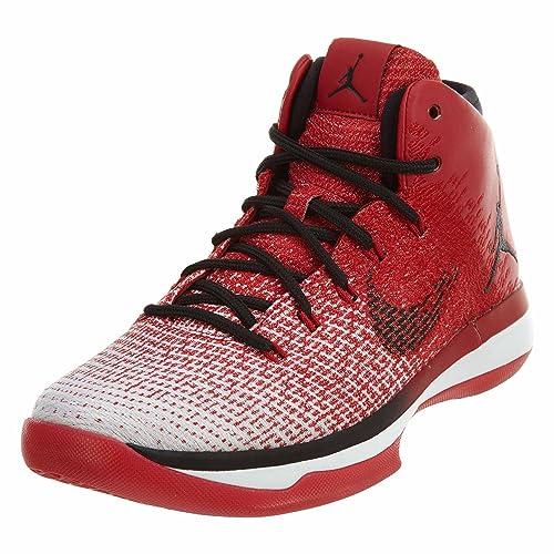 Nike 848629-600, Zapatillas de Baloncesto para Niños, Rojo (Varsity Red/Black/White), 36.5 EU: Amazon.es: Zapatos y complementos