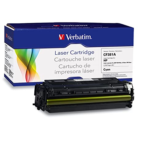 Amazon.com: Verbatim Remanufactured Toner Cartridge ...