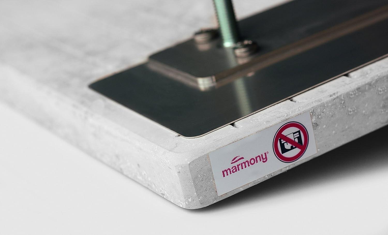 MTC-40 Funkthermostat Marmony C780 Plus 800 Watt Infrarotheizung Carrara inkl