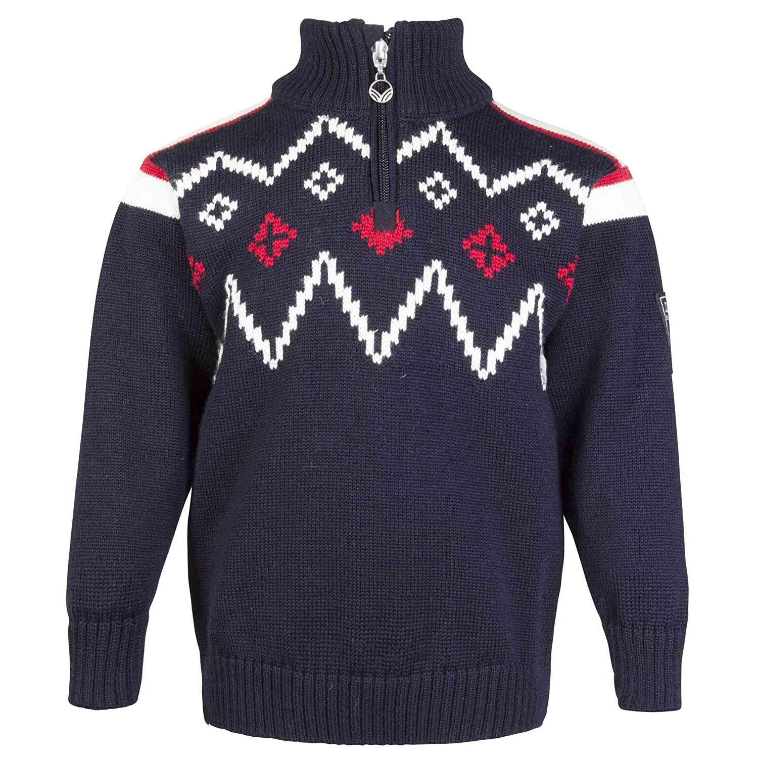 Bleu 6 ans Dale of Norway Seefeld Sweat Enfant