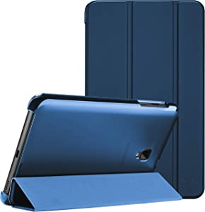 ProCase Galaxy Tab A 8.0 2017 T380 T385 Case(Old Model), Ultra Slim Lightweight Stand Shell Case Smart Cover with Auto Sleep/Wake for Galaxy Tab A Tablet 8.0 Inch 2017 Release (T380 T385) (Navy)