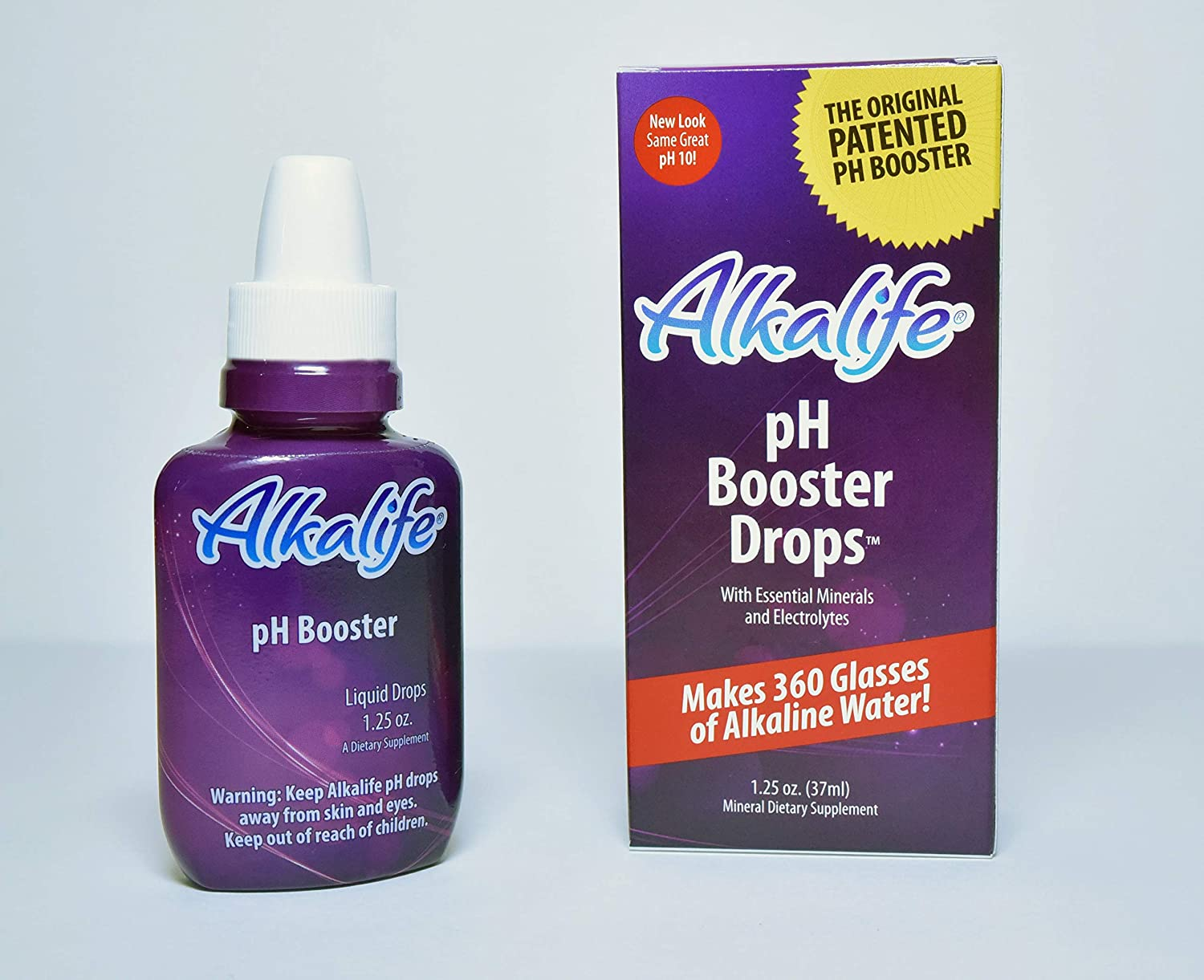 Buy Alkalife Alkaline Booster Liquid Drops - 1.25 fl oz Online at Low  Prices in India - Amazon.in dc531a2bf8b76