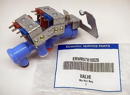Amazon.com: erwr57 X 10026 para WR57 X 10026 GE IceMaker ...