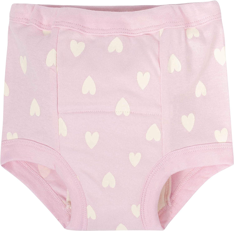 Gerber Baby Boys 4 Pack Training Pants Toddler Underwear