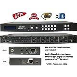 Amazon Com Hdmi Ir Over Single 75ohm Rg 6u Coax Cable