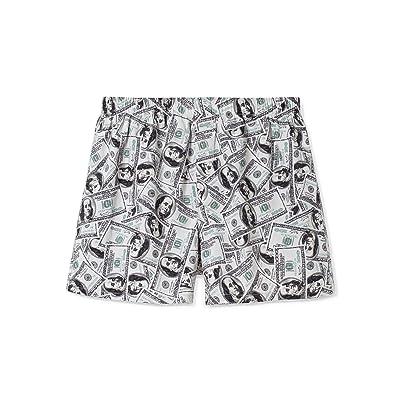 Bossini Mens Men's Soft Bodywear Woven Boxers Cotton Trunks Button Plaid Briefs: Clothing