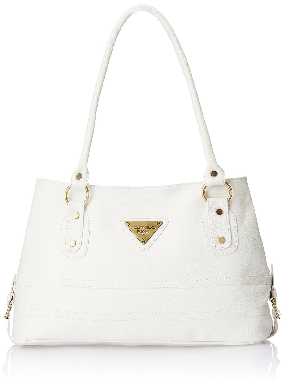 Fostelo Women's Handbag (White) (FSB-203): Amazon.in: Shoes & Handbags