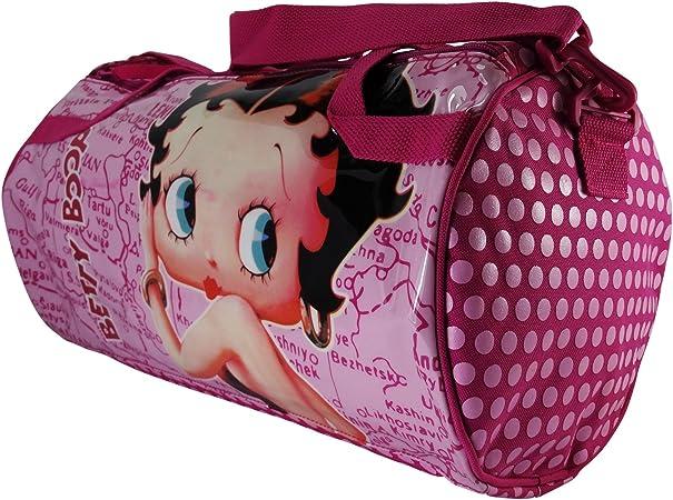 Betty Boop Roll Borsa Tracolla Sport Piscina Palestra