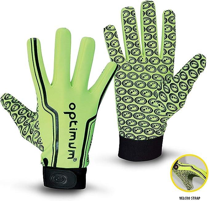 Junior Optimum Velocity Thermal Full Finger Gloves