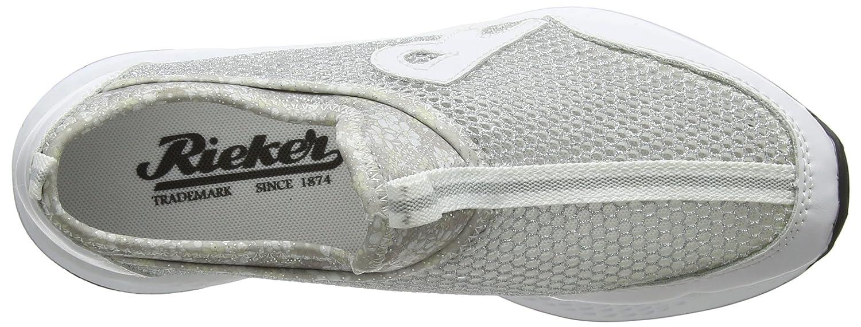 Et Sneakers Sacs Basses N5654 Rieker FemmeChaussures QxrsdBthC
