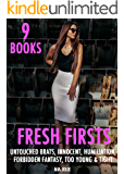 FRESH FIRSTS - 9 BOOKS