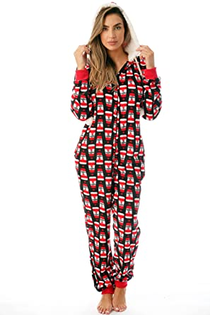 Amazon.com  Just Love Adult Onesie Pajamas  Clothing 6542378e4