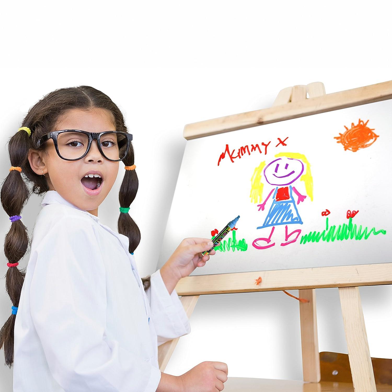 Chalk Markers by Fantastic ChalkTastic Best for Kids Art Chalkboard Labels Menu Board Bistro Boards