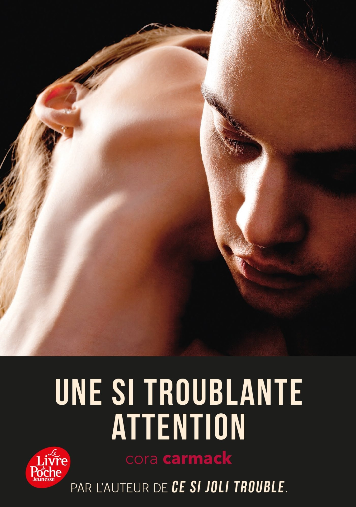Une si troublante attention - Tome 3: Ce si joli trouble: Amazon.fr: Cora  Carmack, Sophie Passant: Livres