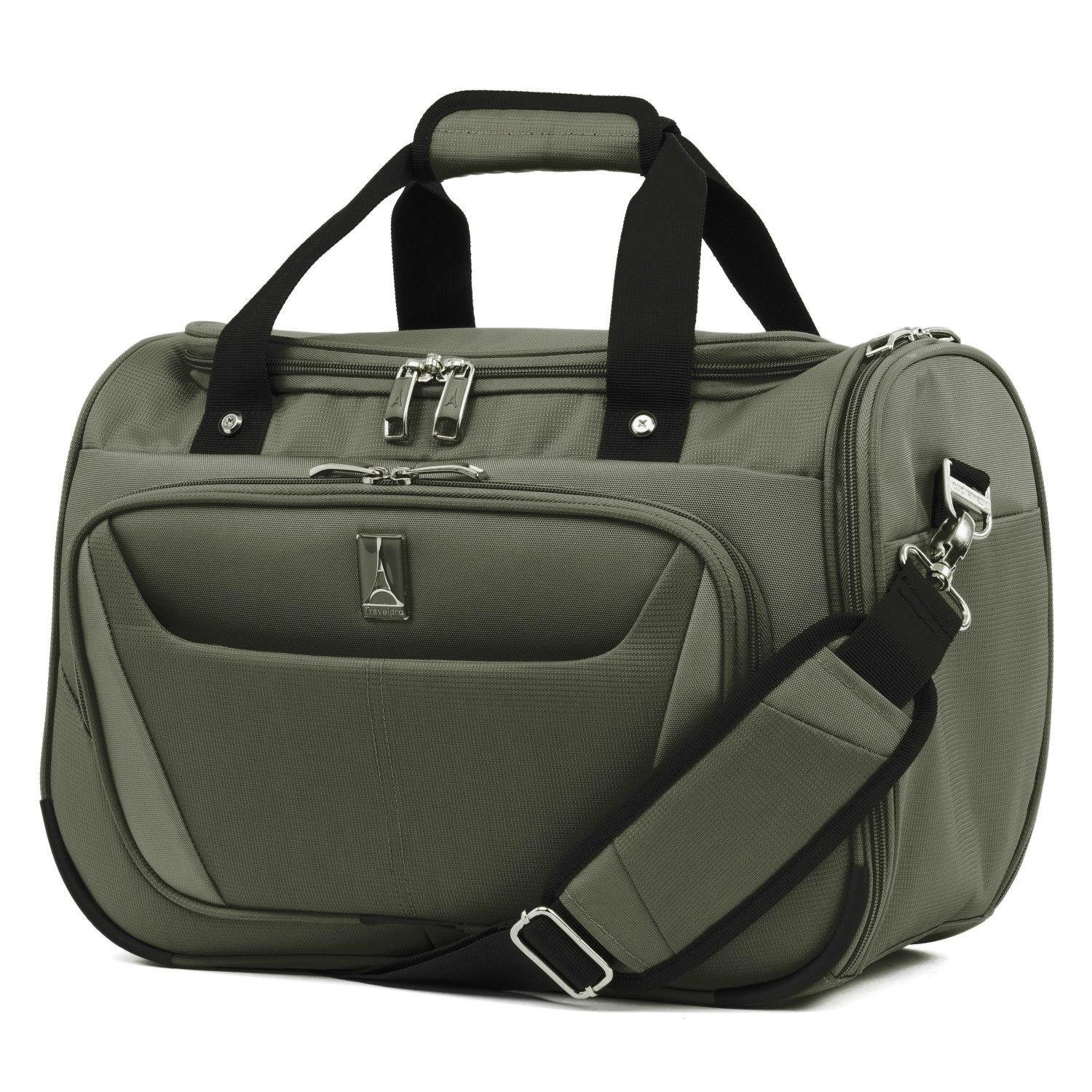 Travelpro Luggage Maxlite 5 18'' Lightweight Carry-on Under Seat Tote Travel, Slate Green, One Size