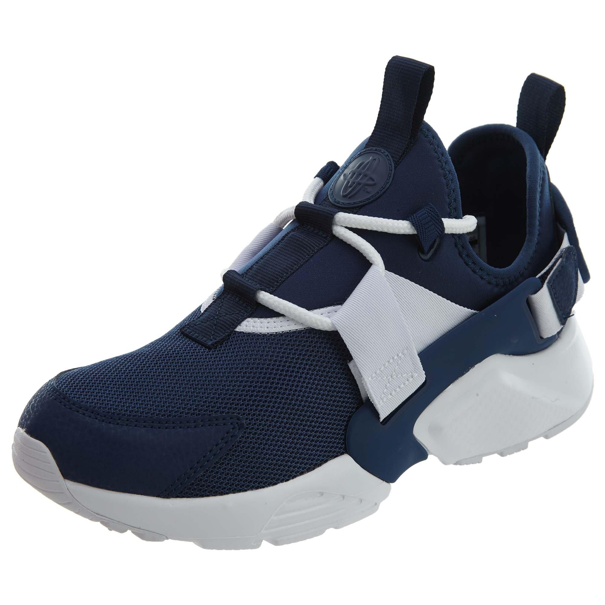 38f71135d626b Galleon - Nike Air Huarache City Low Navy White Womens Style: AH6804-400  Size: 7