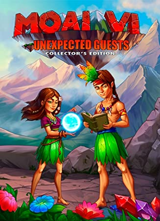 Moai 6: Unexpected Guests Collector's Edition [Download]