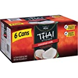 Thai Kitchen Coconut Milk (13.66 oz. cans, 6 pk.) (pack of 2)