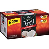 Thai Kitchen Coconut Milk (13.66 oz. cans, 6 pk.) (pack of 2)