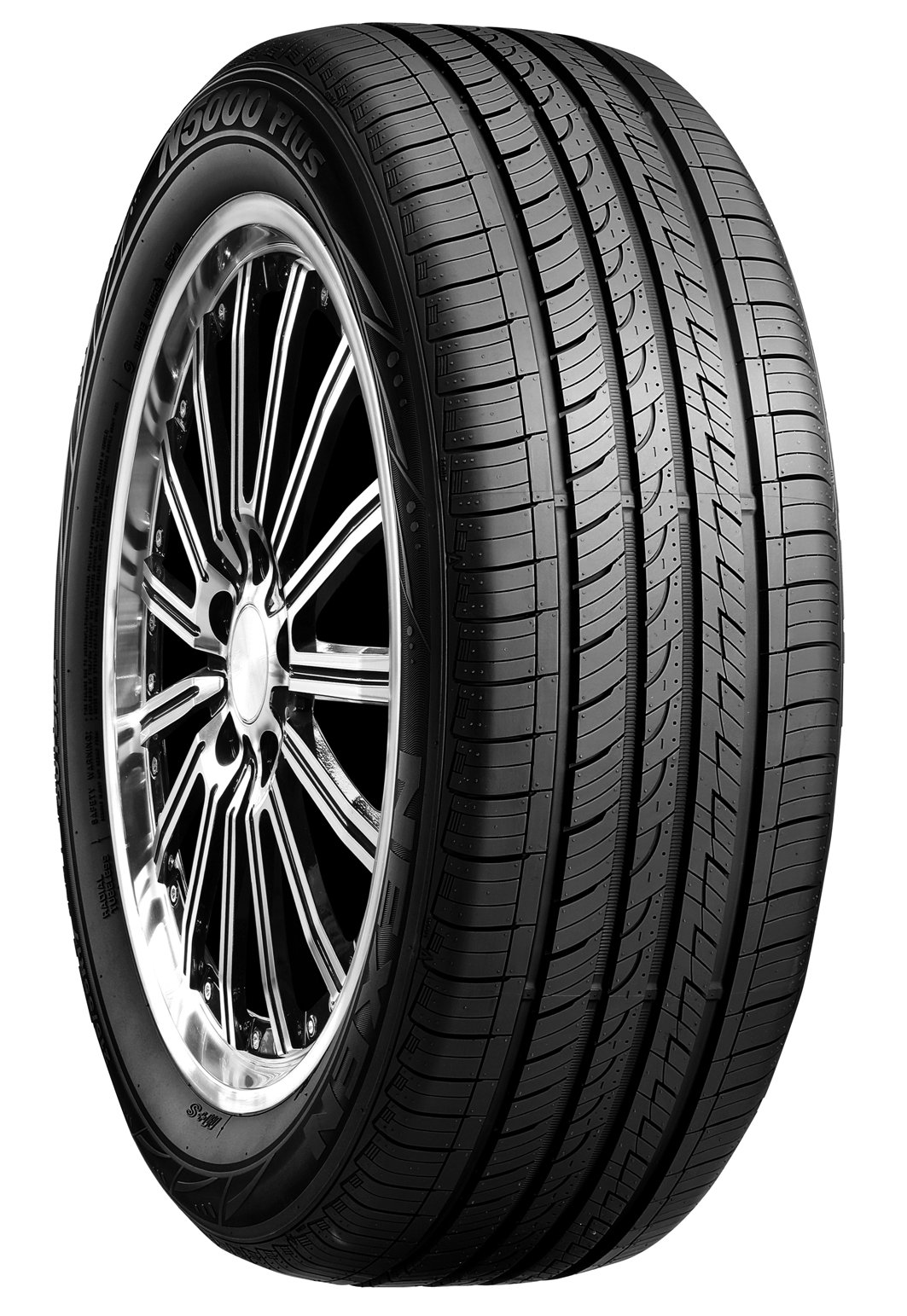 Nexen N5000 Plus All-Season Radial Tire - 235/55R19 101H by Nexen (Image #1)