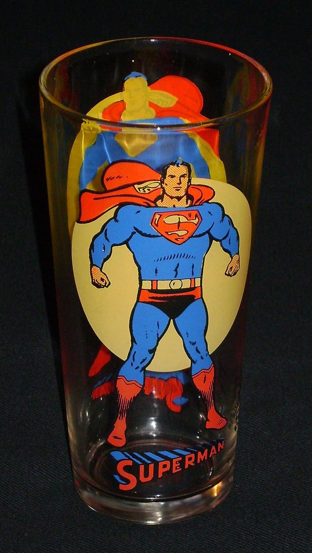 Aquaman Pepsi Super Series Vintage Glass 1976 DC Comics ×1