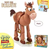 "Disney Toy Story 4 - Signature Collection - Bullseye 16"" Horse Figurine"