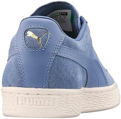 Puma Herren Suede Classic Perforation Sneaker: