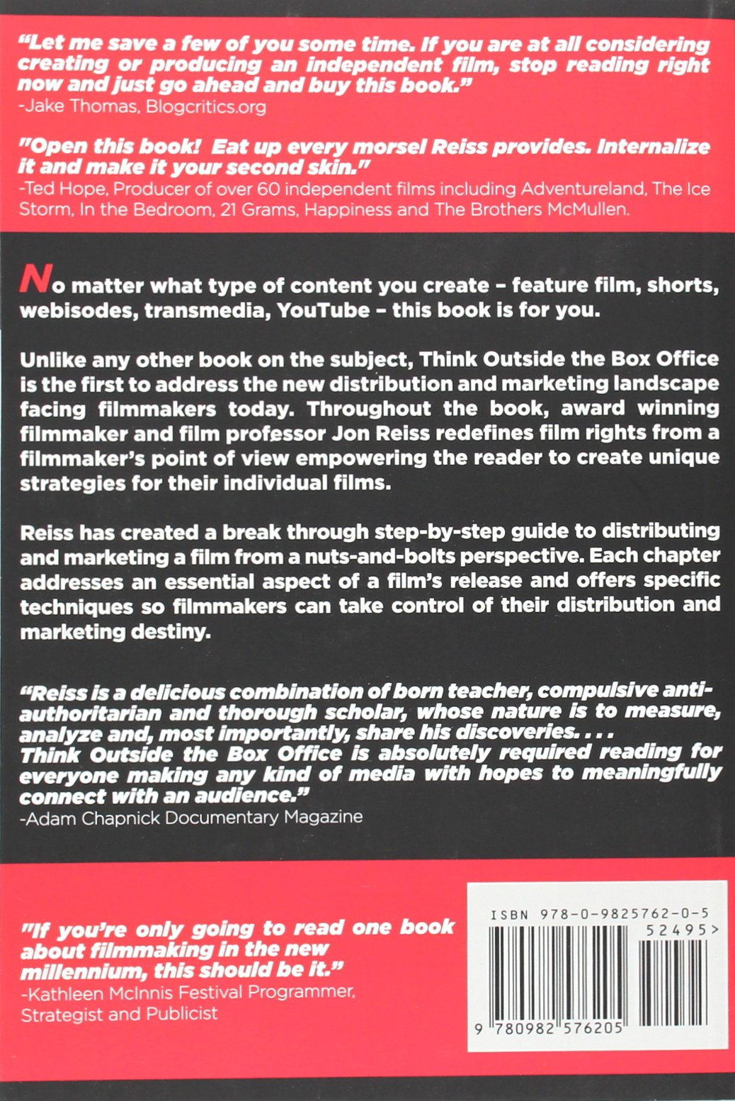 outside the box office. Interesting Outside Think Outside The Box Office The Ultimate Guide To Film Distribution And  Marketing For Digital Era Jon Reiss 9780982576205 Amazoncom Books And Office O