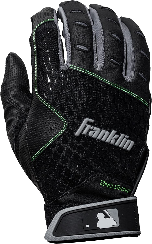 Franklin Sports 2nd-Skinz/® Guantes de bateo