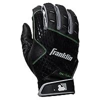 Franklin Sports MLB 2nd-Skinz Guantes de bateo