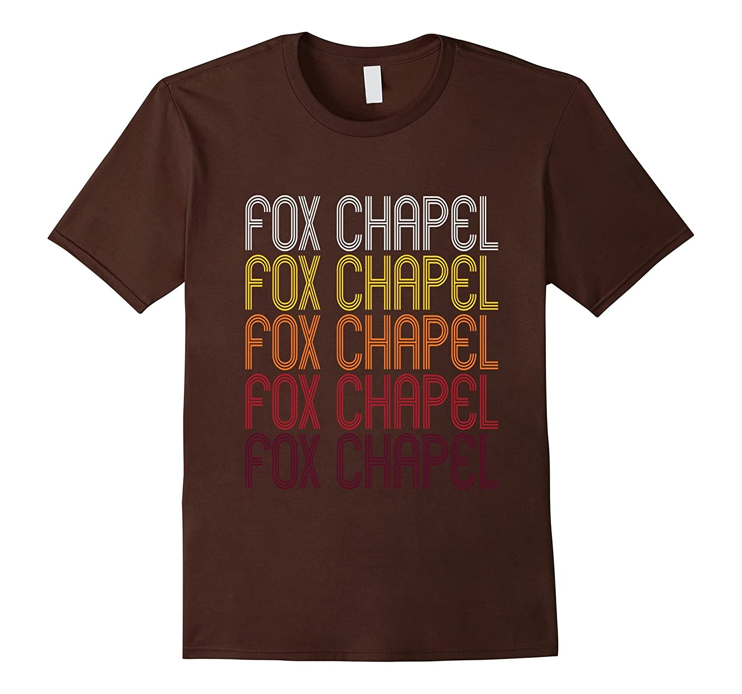 Fox Chapel PA  Vintage Style Pennsylvania T-shirt-TH