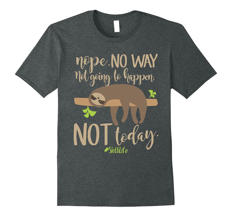 Funny Sloth T Shirt-RT