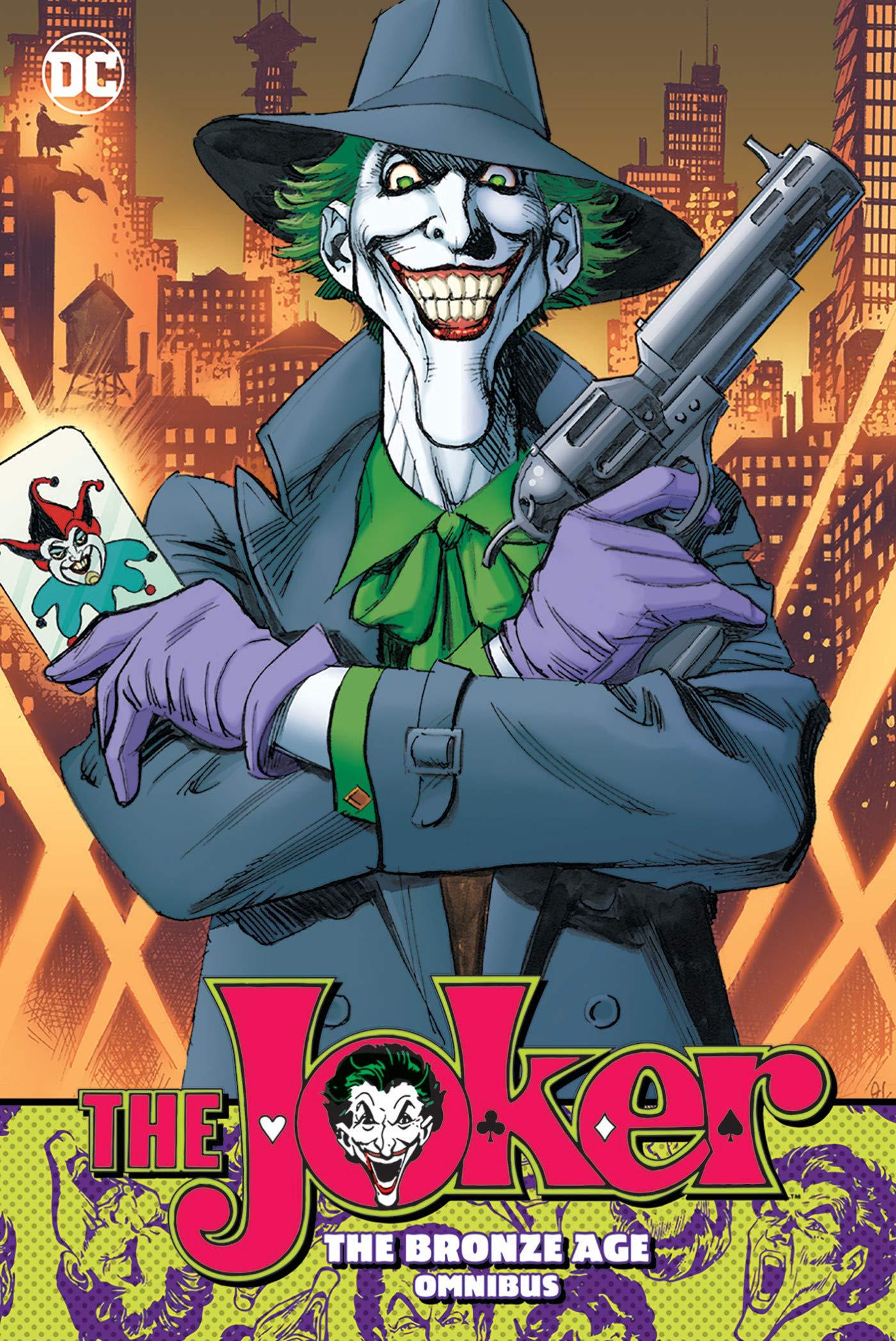 The Joker: The Bronze Age Omnibus by DC Comics