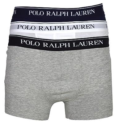 white Lauren L grey Navy Ralph Multicolore Homme Caleçon X 3AL5jR4q