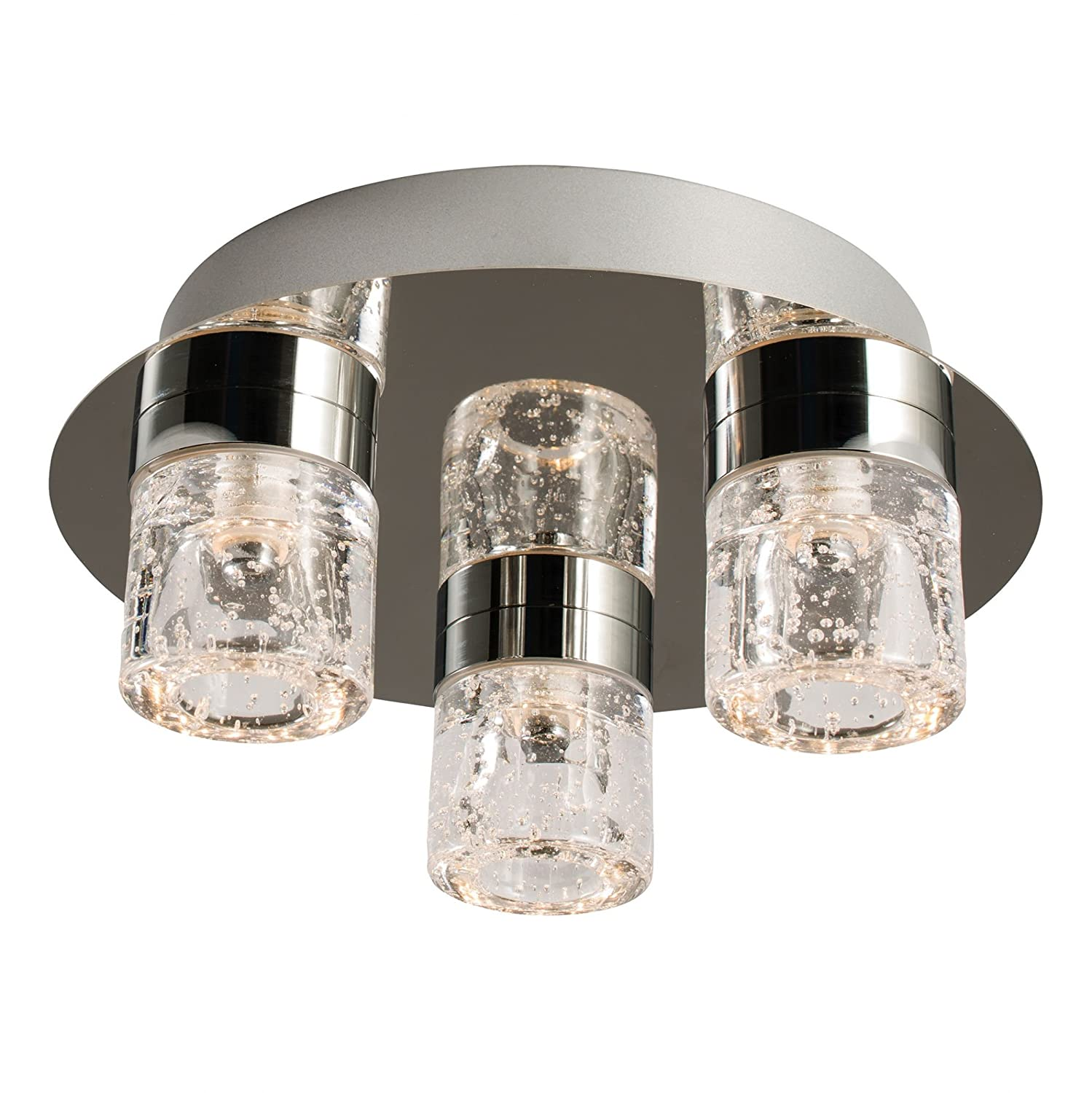 Endon Imperial flush IP44 Endon Lighting