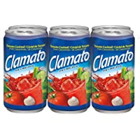 CLAMATO Clamato Cn 6Pack, 6 x 162 g