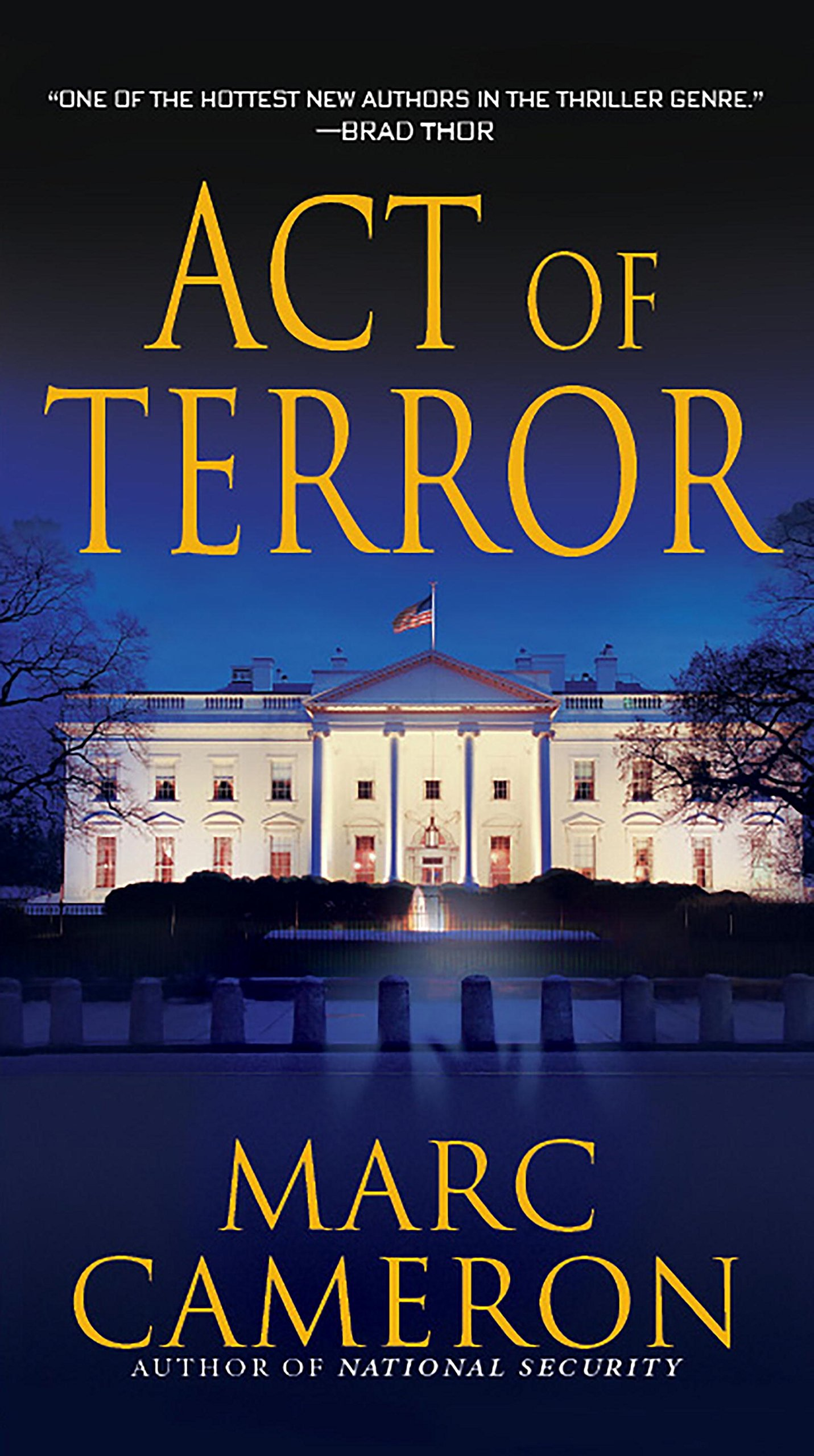 Read Online Act of Terror (Jericho Quinn, Book 2) (A Jericho Quinn Thriller) PDF