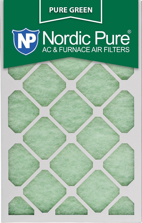 Nordic Pure 14 x 20 x 1puregreen-6 AC炉エアフィルタ、6点 B00KA3GCXQ
