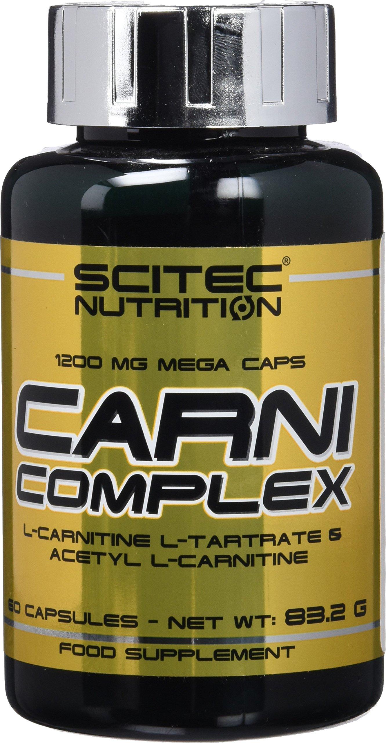 Carni complex - 60 capsules - Scitec nutrition