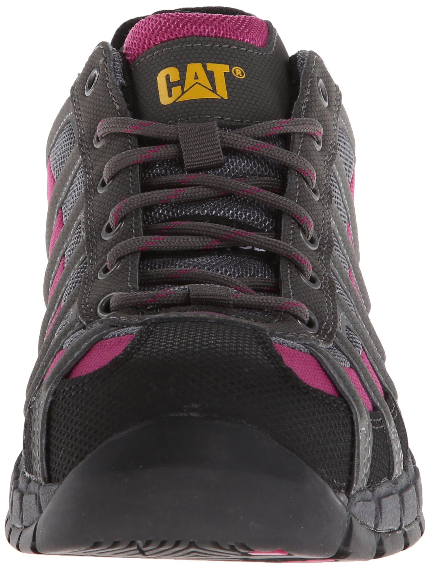 Caterpillar Women's Switch Steel-Toe Work Shoe