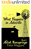 What Happens In Asheville: Christian Romance (An Amish Rumspringa Book 1)