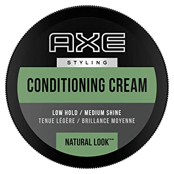 Amazon Com Axe Natural Look Hair Cream Understated 2 64 Oz Hair Styling Creams Beauty