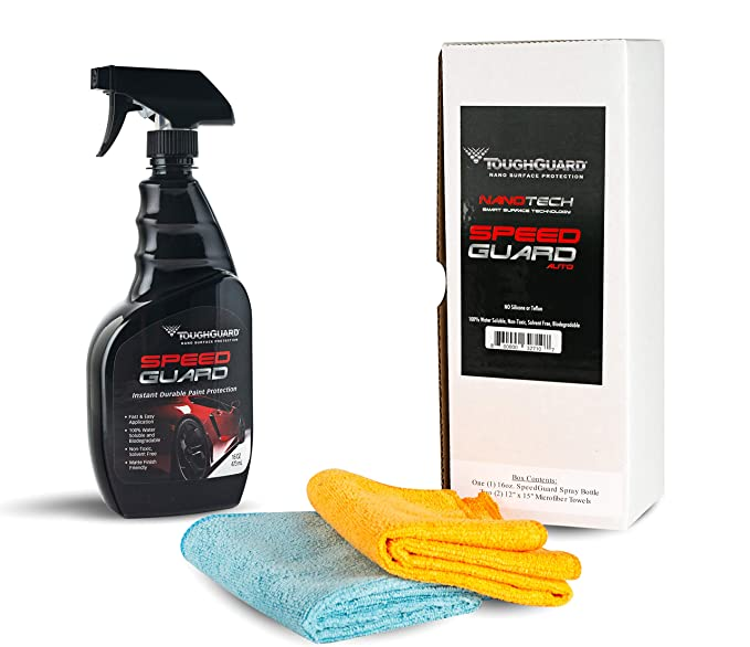 Amazon.com: TOUGHGUARD SpeedGuard Car Paint Protection ...