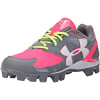Under Armour Glyde RM Women's Baseball Fastpitch Cleats Grey/Pink