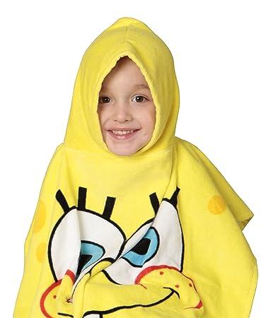 spongebob poncho