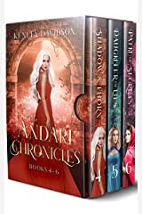 The Andari Chronicles Box Set 2: Three Romantic Fairy Tale Retellings (The Andari Chronicles Boxed Sets) Kindle Edition