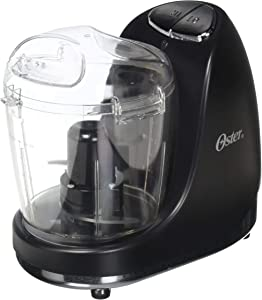 Oster 3320-051 Mini Food Chopper Processor Slicer, 220 Volts (Not for USA) (Renewed)